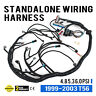 Nice 1999-2003 DBC LS1 Standalone Wiring Harness With T56 Transmission Cool