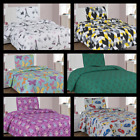 Kyпить 2/3PC BEDDING QUILT SET BEDSPREAD BED DRESSING BEDDING FOR KIDS TEENS NEW DESIGN на еВаy.соm
