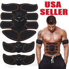 Ultimate EMS AB Arms Muscle Simulator ABS Training Home Abdominal Trainer Sets image