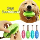 Dog Toothbrush Chew Stick Cleaning Toy Silicone Pet Brushing Oral Dental Care SQ