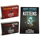 Kyпить Exploding Kittens Original&NSFW Edition (Explicit Content) Fun Party Card Game на еВаy.соm