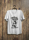 Vintage White Some Girls The Rolling Stones New Gildan T-Shirt reprint image