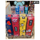BTS BT21 Official Authentic Goods Luggage Belt By Monopoly 48 x 1050mm + Track#