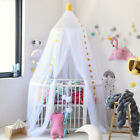 US Children Bedroom Dome Bed Canopy Netting Princess Mosquito Cute Net Curtain image