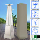 89X18X21'' Waterproof Gas Pyramid Patio Heater Cover Outdoor Furniture Protector