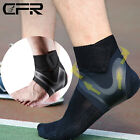 Compression Ankle Suport Wrap for Sports Ankle Brace Sprain Plantar Fasciitis PD $4.99 USD on eBay