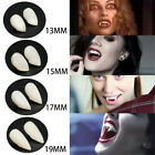 1 Pair Halloween Vampire Fangs False Teeth Cosplay Fancy Dress Theme Party Props
