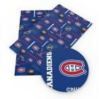 Montreal Canadiens Faux Leather Sheet $3.0 USD on eBay