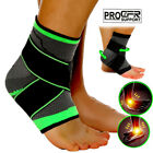 Ankle Support Brace Plantar Fasciitis Compression Sock Foot Joint Pain Sleeves O $7.99 USD on eBay