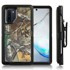 For Samsung Galaxy Note 10 Note 10 Plus Case w/ Belt Clip Fits Otterbox Defender