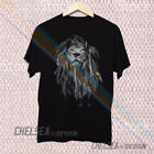 New Lion Of Judah Dreadlock Rastafarian Reggae Music Stoner Weed t-shirt 18dk1
