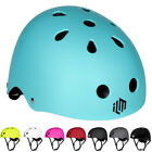 ILM Skateboard Helmet Impact Resistance for Cycling Scooter Outdoor Sports CPSC image