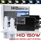 AC 150W High Power HID Xenon Conversion Kit For 9005 9006 H3 H4 H7 H8 H9 H11 H1 $60.2 USD on eBay