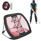 Portable Professional Sports Golf Training Practice Net Balls Target Equipment