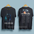 POST MALONE Runaway Tour 2019 with dates Men's Black T-Shirt Size S-XXL image