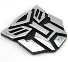 3D Logo Protector Autobot Transformers Emblem Badge Graphics Decal Car Stickers