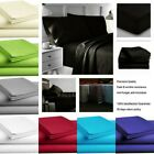 Egyptian comfort Flat Sheet Ultimate 1900 Series soft & Wrinkle Free Bed top image