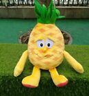 Vegetable Plush Toys Fruits Plants Stuffed Toy Baby Learn Educational Soft Doll