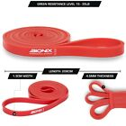 Resistance Bands Pull Up Heavy Duty Set Assisted Exercise Tube Home Gym Fitness <br/> Premium Natural Latex Crossfit Loop Glutes Fitness Band