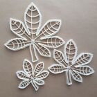 Chestnut Tree Leaf Plant Shape Cookie Cutter Dough Biscuit Pastry Stamp Sharp