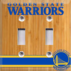 Basketball Golden State Warriors Light Switch Plate ~ Cover Choose Your Cover ~ on eBay