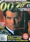 JAMES BOND 007 Official Technical Journal Magazine TOMORROW NEVER DIES 1997 £8.95 GBP on eBay