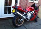 APRILIA SL1000 FALCO Titanium Performance Exhausts, mufflers, Pipes, cans