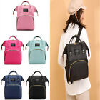 Multifunctional Diaper Bags Mummy Backpack Changing Bag Baby Nappy