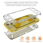 Kyпить For Nintendo Switch Lite Transparent Clear Shockproof Protective Hard Case Cover на еВаy.соm