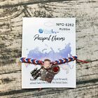 VivaLife Passport Charms Bracelets - Brand New