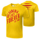 "Hulk Hogan ""Hulkamania Lives Forever"" Authentic T-Shirt"