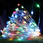 LED String Light Copper Wire Lights Christmas Holiday Wedding Party Home Decor