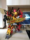 Wei Jiang 5in1 Predaking  Deformation Giant Spirit Storm Tooth Tiger War Figure