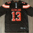 Odell Beckham #13 Cleveland Browns Jersey Stitched NWT $39.95 USD on eBay
