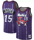 Vince Carter Toronto Raptors Retro Throwback Mens Basketball Jersey Size S M L on eBay