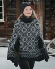 DALE OF NORWAY Rose Women's Poncho