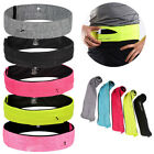 Waist Exercise Fitness & Running Belt Bag Flip Style Pouch For Mobile Cash Keys image