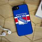 New York Rangers Ice Hockey NHL iPhone X 8 7 6 11 Samsung S9 S7 S6 case $13.99 USD on eBay