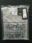 *** BNWT GREY OR WHITE COTTON PINK FLOYD 'THE WALL' T-SHIRT - VARIOUS SIZES ***