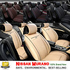 Car Interior Seat Cover Chair Cushion 5-seats PU Leather For Nissan Murano BIN $89.96 USD on eBay