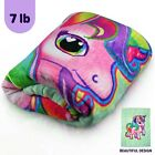 Bell + Howell Kids Unicorn & Car Weighted Blanket For Calmer Deeper Sleep! NEW image