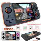 RG350 3.5'' IPS Handle Retro Game Player 16G 32G Memory Card 64Bits Game Console