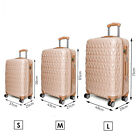 """20/24/28"""" Small Large Suitcase Hard Shell Travel Trolley Hand Luggage - Best Reviews Guide"""