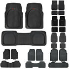 Heavy Duty Car Floor Mats for Sedan SUV Van Truck Carpet Rubber All Weather $32.9 USD on eBay