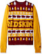 Washington Redskins FOCO Ugly Sweater NFL Licensed Pullover NEW XL