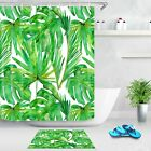 "Waterproof Shower Curtain Bathroom Abstract Decor Set Polyester Fabric 72"" x 72"""