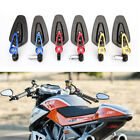 "Motorcycle Handle Bar End Mirrors 7/8"" For KTM Duke 790 690 390 125 Ducati Honda $18.58 USD on eBay"