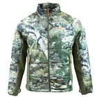 MOSSY OAK MOUNTAIN COUNTRY MEN'S INSULATED CAMO JACKET ZIP FRONT THINSULATE
