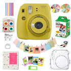 Fujifilm Instax Mini 9 Camera + 20 Sheets Film + Hard Case + Accessories Kit