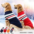 Dog Sweaters Clothes Pet Coat Outfits For Small Medium And Large Dogs 4 Colors